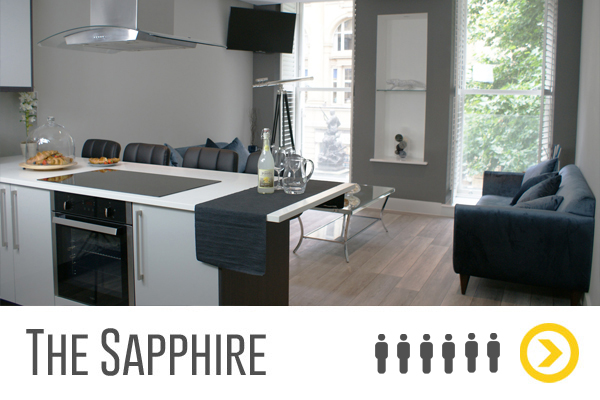 St Anns Square Apartments - 3 Bed Apartment